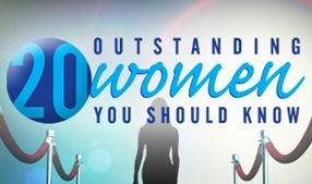 20 Outstanding Women Logo
