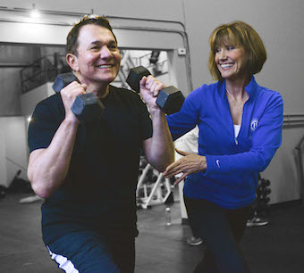Karyn & Jeff Ruff